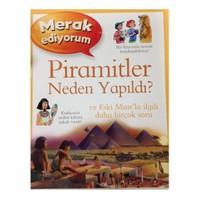 Merak Ediyorum-Piramitler Neden Yapıldı?
