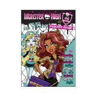 Monster High Çılgın Akıl Oyunları Faaliyet Kitabı-Kolektif