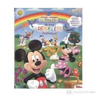 Mickey Mouse Club House Renkleri Keşfediyor - Susan Amerikaner