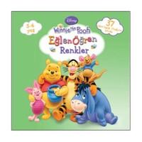 Disney Winnie The Pooh - Eğlen Öğren Renkler (5-6 Yaş)-Kolektif