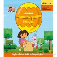 Oyna Öğren Dora Geometrik Şekiller Dünyası