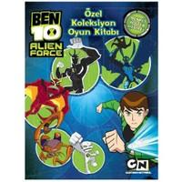 Ben 10 - Alien Force Özel Koleksiyon Oyun Kitabı
