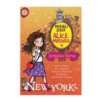 Meraklı Şeker: Alice Miranda New York'Ta-Jacqueline Harvey