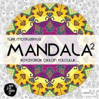 Türk Motifleriyle Mandala 2