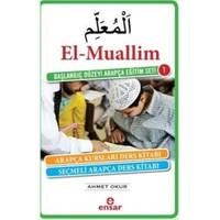 El Muallim Başlangıç Düzeyi Arapça Eğitim Seti 1