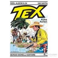 Tex Özel Albüm 24 - Küba Asileri-Mauro Boselli