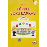 Editör 4. Sınıf Butik Türkçe Soru Bankası