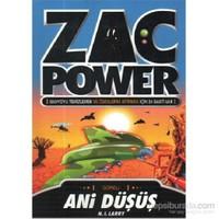 Zac Power Serisi 08 Ani Düşüş-H. I. Larry