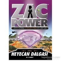 Zac Power Serisi 10 Heyecan Dalgası