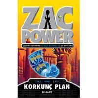 Zacpower 19 - Korkunç Plan-H. I. Larry