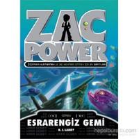 Zac Power Serisi 20 Esrarengiz Gemi