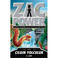 Zac Power Serisi-22: Çılgın Yolculuk-H. I. Larry