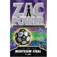 Zac Power Serisi-25: Muhteşem Final-H. I. Larry
