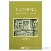Lucerna Klasik Filoloji Yazıları-Kolektif