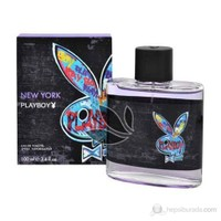 Playboy New York Edt 100Ml Erkek Parfümü