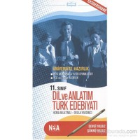 Nesa 11. Sınıf Dil ve Anlatım Türk Edebiyatı (cep boy)