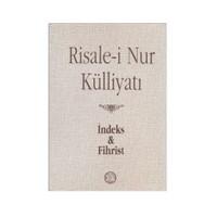 Risale-i Nur Külliyatı İndeks ve Fihristi (B. boy) - Bediüzzaman Said-i Nursi