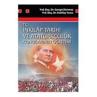 İnkılap Tarihi ve Atatürkçülük Konularının Öğretimi - Cengiz Dönmez