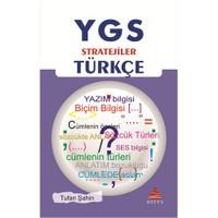 Delta YGS Türkçe Strateji Kartları - Tufan Şahin