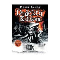 Dedektif Kurukafa: Bomba Gibi Geliyor - Derek Landy
