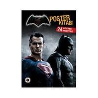 Batman V Superman Poster Kitabı