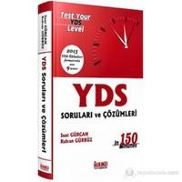 YDS Fasikül Çıkmış Sorular ve Çözümleri - Suat Gürcan