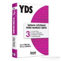 İrem YDS Tamamı Çözümlü Soru Bankası 3.Serisi - Suat Gürcan