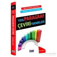 İrem YDS 2014 Paragraf Çeviri Teknikleri - Erkan Önler