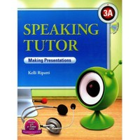 Speaking Tutor 3A +CD (Making Presentations)