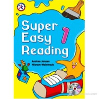 Super Easy Reading 1 +Cd-Andrea Janzen