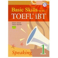 Basic Skills For The Toefl Ibt Speaking 1 + Cd