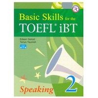 Basic Skills For The Toefl Ibt Speaking 2 + Cd