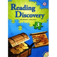Reading Discovery 3 +MP3 CD