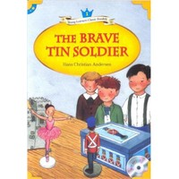 The Brave Tin Soldier +Mp3 Cd (Ylcr-Level 1)-Hans Christian Andersen