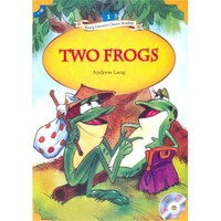 Two Frogs +MP3 CD (YLCR-Level 1)