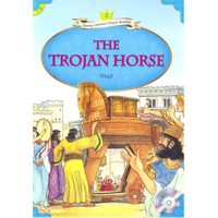 The Trojan Horse +MP3 CD (YLCR-Level 2)