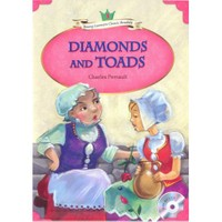 Diamonds and Toads +MP3 CD (YLCR-Level 3)