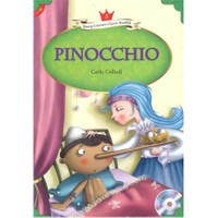 Pinocchio +MP3 CD (YLCR-Level 5)