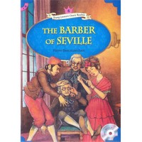 The Barber Of Seville +Mp3 Cd (Ylcr-Level 6)-Pierre Beaumarchais