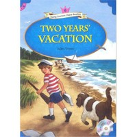 Two Years' Vacation +MP3 CD (YLCR-Level 6)