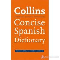 Collins Concise Spanish Dictionary (8Th Ed)-Kolektif
