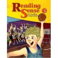 Reading Sense 3 with Workbook +CD