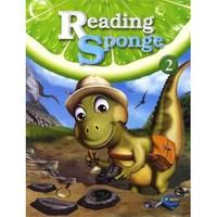 Reading Sponge 2 with Workbook +CD