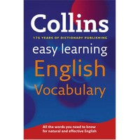 Collins Easy Learning English Vocabulary-Collins Dictionaries