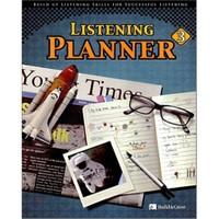 Listening Planner 3 with Workbook
