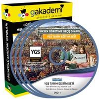 Görüntülü Akademi Ygs Tarih Konu Anlatımı Ve Soru Çözümlü Görüntülü Eğitim Seti 15 Dvd