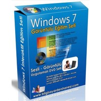 Windows 7 Görüntülü Eğitim Seti