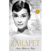 Zarafet - Audrey Hepburn'ün Hayatı - Donal Spoto