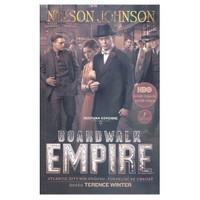 Boardwalk Empire Rıhtım İmparatorluğu - (Atlantic City'Nin Doğuşu, Yükselişi Ve Çöküşü)-Nelson Johnson