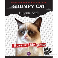 Grumpy Cat (Huysuz Kedi) - Huysuz Bir Kitap